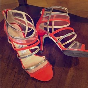 JIMMY CHOO- Made in Italy. Size 6/36